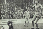 Monty and Mick Horswill repel a Notts County attack