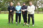 Team Roseberry - Michael Roseberry, Alan Lowery, Kevin Maddison, Andy Whitehead