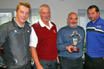 Town Centre Citroen Team - winners of Ian Porterfield Trophy (best score)